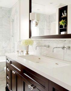 Undermount Sink Bathroom Vanities Idea