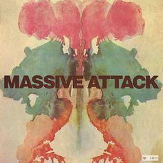 Risultati immagini per massive attack album cover Music Album Covers, Music Albums, Mtv, Cd Cover Design, Massive Attack, Memorial Day Sales, Rare Vinyl Records, Trip Hop, Music Artwork