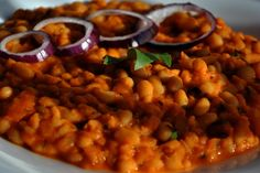 See related links to what you are looking for. My Recipes, Cooking Recipes, Hungarian Recipes, Tasty Dishes, Chana Masala, Bud, Food And Drink, Lunch, Vegetables