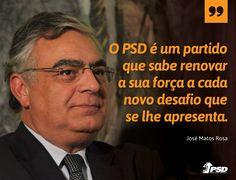 Palavras de José Matos Rosa, Secretário-Geral do PSD, num convívio com militantes, no Distrito de Santarém. #PSD #acimadetudoportugal