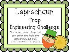 Leprechaun Trap: Engineering Challenge Project ~ Great STE
