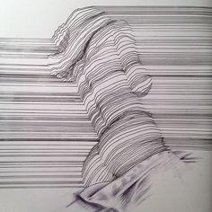 """""""La ligne courbe est la ligne la plus jolie d'un point à un autre."""" - Mae West - Humour Actualités Citations et Images"""