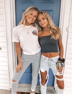 Cute Outfits for Teens – Girl Outfits Komplette Outfits, Outfits For Teens, Trendy Outfits, Fashion Outfits, Fashion Flats, Teenage Outfits, Office Outfits, Fashion Ideas, Cute Summer Outfits