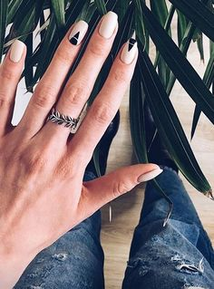 Pinterest - #Branmakeyou Follow me for more pins of naild Manicure Y Pedicure, Shellac Nails, Acrylic Nails, Cute Nails, Pretty Nails, Hair And Nails, My Nails, Bridesmaids Nails, Nail Time