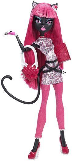 Monster High New Scaremester Catty Noir - MHcollector.com