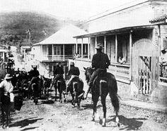 Tropas norteamericanas en Puerto Rico 1899