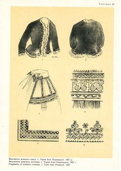 О.Л.Кільчицька. Народний одяг