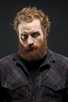 Kristofer Hivju I Tormund Giantsbane I Game of Thrones im iiiiin love....