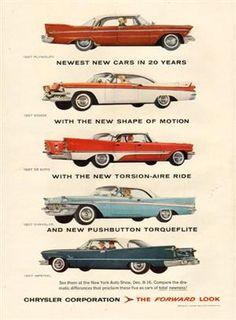 Chrysler Ad 1956