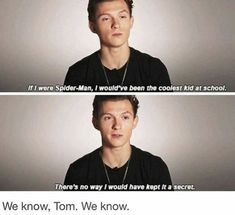 30 funny Tom Holland Spider-Man memes that make you laugh - Marvel - . - 30 funny Tom Holland Spider-Man memes that make you laugh – Marvel – - Marvel Jokes, Funny Marvel Memes, Dc Memes, Avengers Memes, Marvel Avengers, Funny Memes, Hilarious, Spiderman Marvel, Marvel Comics