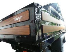 """Piaggio Ape 50 """"Vintage"""" by Casa Moto"""