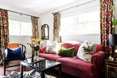 Whitney's Traditional Meets Glamour Austin Apartment
