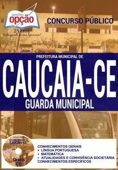 Apostila Guarda Municipal Concurso Prefeitura Municipal De