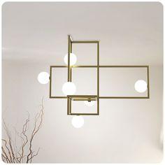 #mondrian#light#brass#venice#chandelier#uzca#design#murano#chandelier#lighting#brass