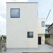石神井川の家