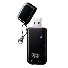Creative SoundBlaster X-Fi Go! Pro USB SB1290 Sound Card 70SB129000000. Deal Price: $17.99. List Price: $49.99. Visit http://dealtodeals.com/creative-soundblaster-fi-pro-usb-sb1290-sound-card-70sb129000000/d9415/computer-accessories/c28/