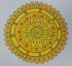 mandala vol 2 Mandala, Tableware, Dinnerware, Tablewares, Dishes, Place Settings, Mandalas