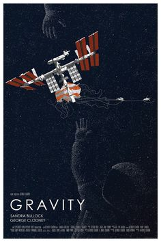 "Movie Synopsis: ""A medical engineer and an astronaut work together to survive after an accident leaves them adrift in space.""  More Nicholas Ely AMPs: Nicholas Ely  Artists Website: http://www.nicholasely.com/"