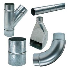 shop layout dust collection Spiral Pipe and Fittings for Dust Collection System Woodworking Blueprints, Woodworking Shop Layout, Rockler Woodworking, Woodworking Furniture, Shop Dust Collection, Dust Collection Systems, Dust Collector, Brass Fittings, Wood Dust