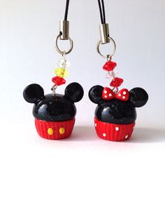 mickey and minnie mouse disney cupcake charms http://www.etsy.com/listing/119600181/mickeyminnie-mouse-disney-inspired