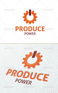 Produce Power  #GraphicRiver         Produce Power Logo Template is especially designed for your company.  	 -100% Customizable -All colors and text can be modified -CMYK  	 In this Package:  	 -Ai file compatible with Illustrator (CS+). -Eps file compatible with Illustrator (CS+). -Psd file with vector shapes (CS+) -instructions.txt for the informations about the fonts used.  	 //////////////////////////////////////////////  	 -Free Font used: Aller Bold & Regular  	 Can be found here…
