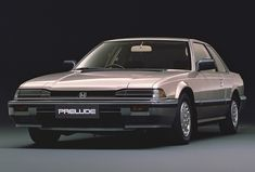 Honda Civic Car, Honda Prelude, Rear Wheel Drive, Concept Cars, Toyota, Classic Cars, Automobile, Two By Two, Bike