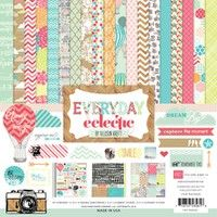 """""""Everyday Eclectic"""" 12x12 Collection Kit by @Echo Park Paper - $13.99 at @2Psinabucket"""