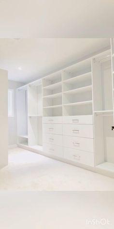 Master Closet Design, Walk In Closet Design, Master Bedroom Closet, Closet Designs, Master Closet Layout, Small Master Closet, Narrow Closet, Bedroom Closets, Bedroom Wardrobe