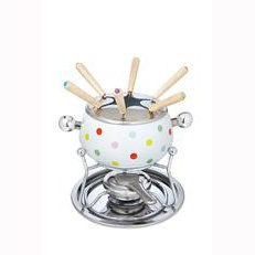 I would have Fondue partys ALL THE TIME with this little betty!!
