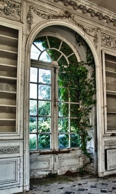 forgotten chateau. More inspiration at: http://www.valenciamindfulnessretreat.org