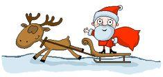 Heikos Weihnachtsgifs - Nikoläuse 1