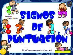 El uso de los signos de puntuación en imágenes ideal para primaria Los signos de puntuación son usados para darle sentido a las frases y oraciones, funcionan para distinguir, delimitar, otorgar jerarquía a nivel...
