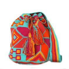 Buseta Wayuu Mochila Bag