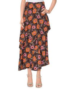 MARNI 3/4 length skirt. #marni #cloth #dress #top #skirt #pant #coat #jacket #jecket #beachwear #