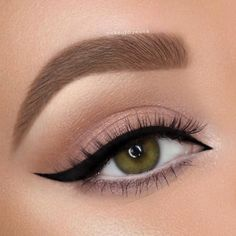 29 Gorgeous Eye Makeup Looks For Day And Evening – eye makeup eye shadow 29 Gorgeous Eye Makeup sucht nach Tag und Abend – Augen Make-up Lidschatten Makeup Eye Looks, Eye Makeup Steps, Beautiful Eye Makeup, Simple Eyeshadow Looks, Simple Eye Makeup, Soft Eye Makeup, Makeup Light, Simple Makeup Looks, Amazing Makeup