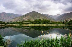 Ovan Lake دریاچه اوان