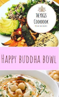 Buddha Bowls are my favourite meals. You can perfectly prepare them once and vary everday with different dressings and vegetables. They are so delicious and you will never get enough of them.