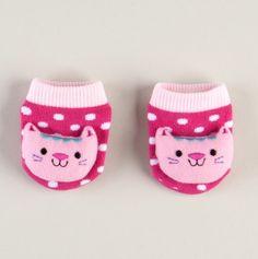 Cat Slipper Socks -