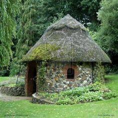 lifesize fairy cottage.