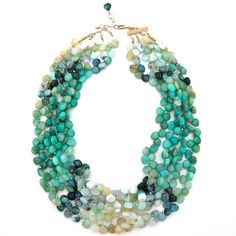 When Tides Turn necklace by Elva Fields is a must have accessory for business outfits. It just screams FME!!!