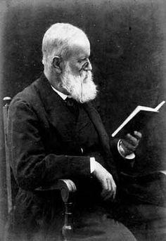 Pedro II - Imperador do Brasil.  Paris 1891