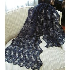 Spring Shawls - Featured - Kits