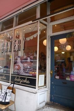 A Vegan bakery in New York City: Babycakes. 248 Broome Street (Btwn Orchard & Ludlow) New York City, NY 10002  http://www.babycakesnyc.com/new-york-city-bakery.html #vegan #bakery