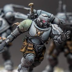 Warhammer Models, Warhammer 40000, Wolf Painting, Painting Tips, Figure Painting, Games Workshop Paints, Guardia Imperial 40k, Wolf Time, Space Wolves