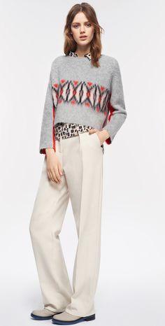 MAX&Co. AW 2015 - Sweater DUCA / Shirt CASPIO / Pants CELTICO / Shoes ALIDA