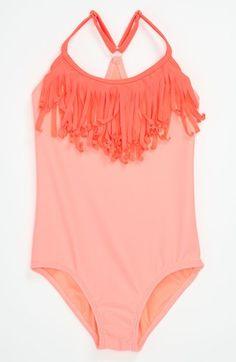 One Piece Little Girls Swimsuit    Roxy $40