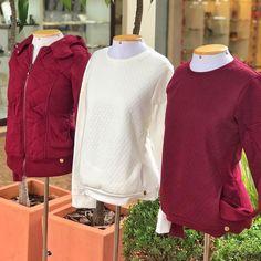 "efa687dd5d Spazio Boutique on Instagram  ""Trio Lunender 😍😍 blusas R 138"