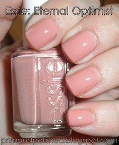 Essie Eternal Optimist - pretty everyday color