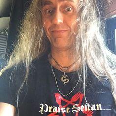I love this shirt! #rootsofcompassion #praiseseitan #the_real_ironfinger #axelritt #gravedigger #worldtour