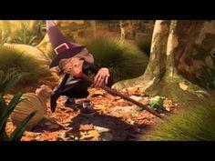 'La bruxa' es un cortometraje producido por La Fiesta P. C. y dirigido por Pedro Solís, que fue ganador del Goya al mejor corto de animación en 2011. Puede ser muy útil para la clase de español.